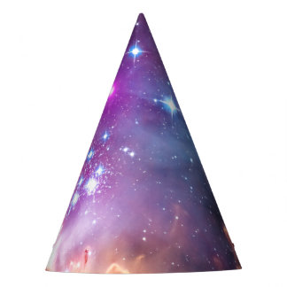 Falln Angelic Galaxy Party Hat