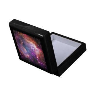 Falln Angelic Galaxy Small Square Gift Box