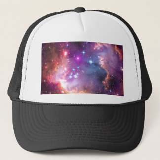 Falln Angelic Galaxy Trucker Hat