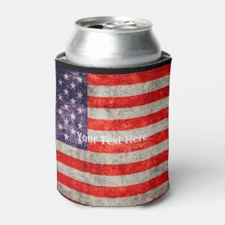 Falln Antique American Flag