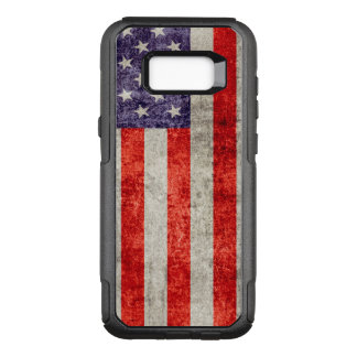 Falln Antique American Flag OtterBox Commuter Samsung Galaxy S8+ Case