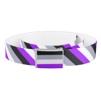 Falln Asexual Pride Flag Belt