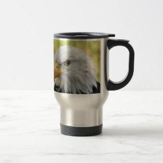 Falln Bald Eagle Liberty Travel Mug
