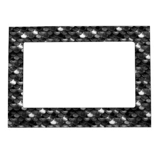 Falln Black and White Scales Magnetic Frame