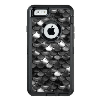 Falln Black and White Scales OtterBox iPhone 6/6s Case
