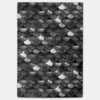 Falln Black and White Scales Post-it Notes