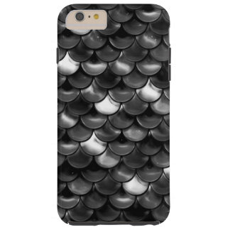 Falln Black and White Scales Tough iPhone 6 Plus Case