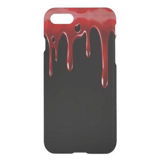 Falln Blood Drips Black iPhone 8/7 Case
