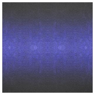 Falln Blue & Black Glitter Gradient Fabric