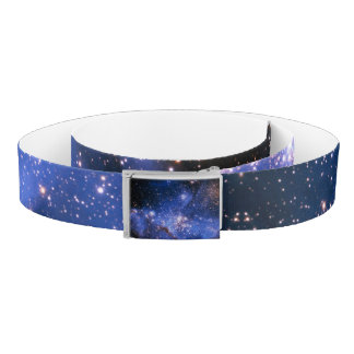 Falln Blue Embrionic Stars Belt