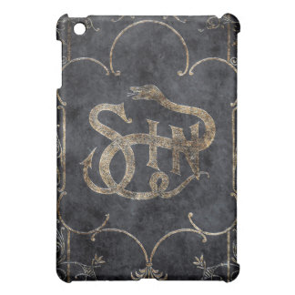 Falln Book of Sin iPad Mini Cover