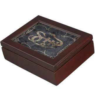 Falln Book of Sin Keepsake Box