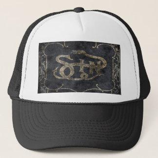 Falln Book of Sin Trucker Hat
