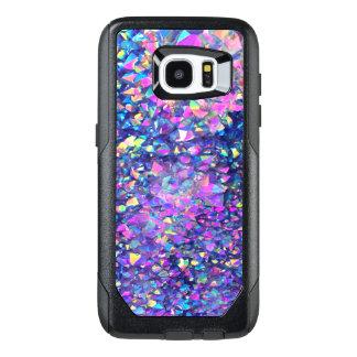 Falln Bubble Crystals OtterBox Samsung Galaxy S7 Edge Case