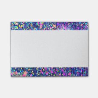 Falln Bubble Crystals Post-it Notes