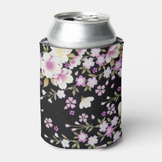 Falln Cascading Pink Flowers Can Cooler