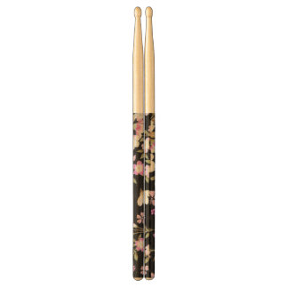 Falln Cascading Pink Flowers Drumsticks