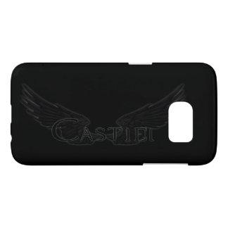 Falln Castiel With Wings Black