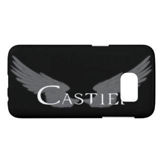 Falln Castiel With Wings White