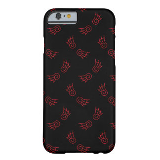 Falln Chibi Demon Wings Barely There iPhone 6 Case