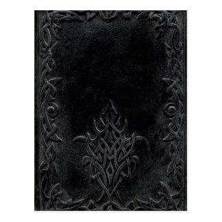 Falln Dark Tribal Postcard