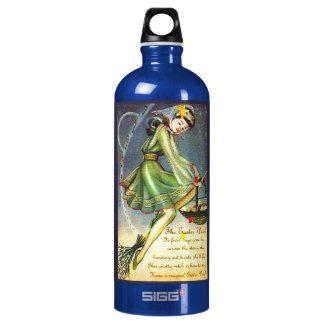Falln Easter Witch Water Bottle