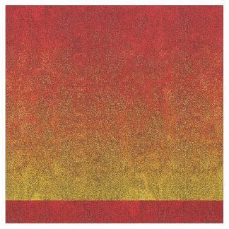 Falln Flame Glitter Gradient Fabric