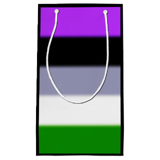 Falln Genderqueer Pride Flag Small Gift Bag