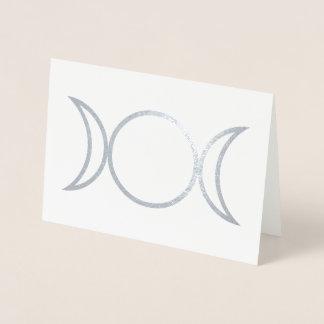 Falln Goddess Symbol Foil Card