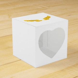 Falln Golden Angel Wings Favour Box