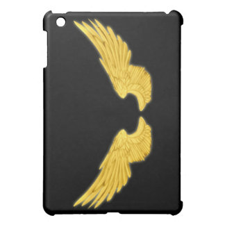 Falln Golden Angel Wings iPad Mini Case