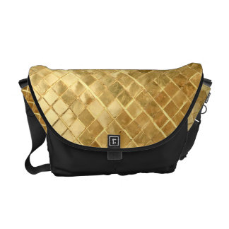 Falln Golden Checkerboard Commuter Bag
