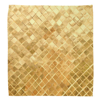 Falln Golden Checkerboard Kerchiefs