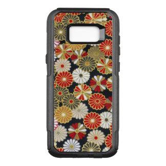 Falln Golden Chrysanthemums OtterBox Commuter Samsung Galaxy S8+ Case