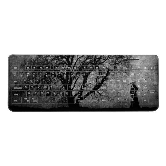 Falln Grim Reaper Boundaries Between Wireless Keyboard