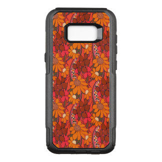 Falln Groovy Flowers OtterBox Commuter Samsung Galaxy S8+ Case