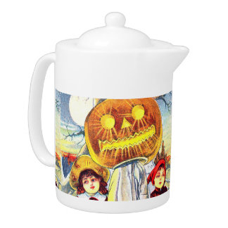 Falln Halloween Pumpkin Ghost