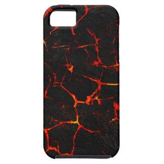 Falln Hot Lava Case For The iPhone 5