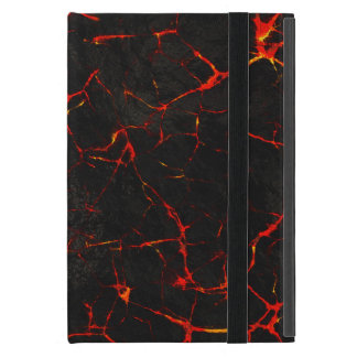 Falln Hot Lava Cover For iPad Mini