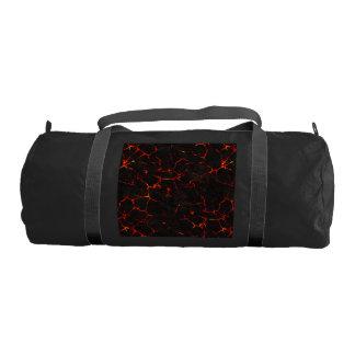 Falln Hot Lava Gym Bag