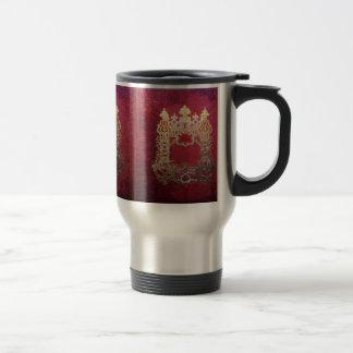 Falln Ink Stained Crimson Travel Mug