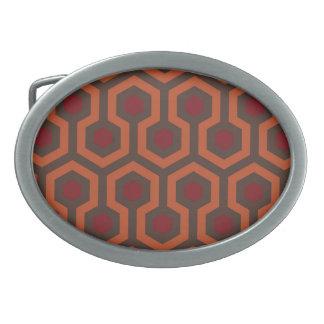 Falln Kubrick Oval Belt Buckle