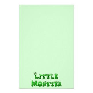 Falln Little Monster Customised Stationery