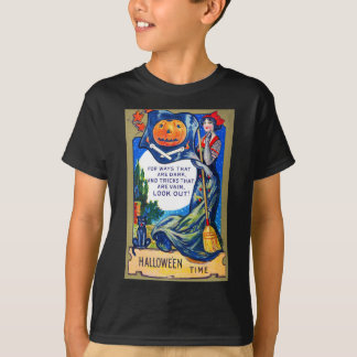 Falln Look Out Halloween Time T-Shirt