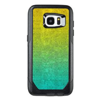 Falln Ocean Sunrise Glitter Gradient OtterBox Samsung Galaxy S7 Edge Case