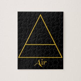 Falln Pagan Air Element Symbol Puzzles