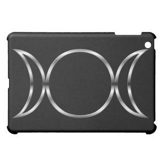 Falln Pagan Triple Goddess Symbol iPad Mini Cases
