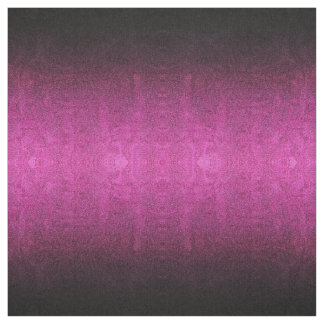 Falln Pink & Black Glitter Gradient Fabric
