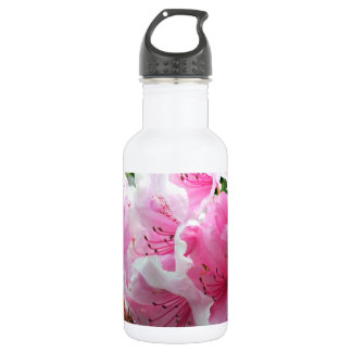 Falln Pink Floral Blossoms 532 Ml Water Bottle