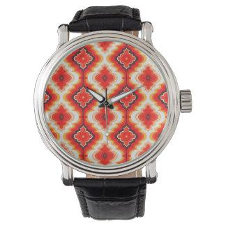 Falln Psychedelic Sunset Wrist Watch